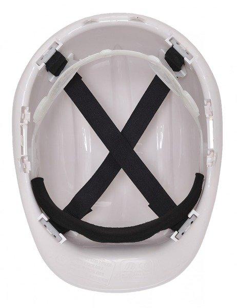 c7944696058304 Hełm kask roboczy ochronny PW51 Portwest White | Ochrona głowy ...